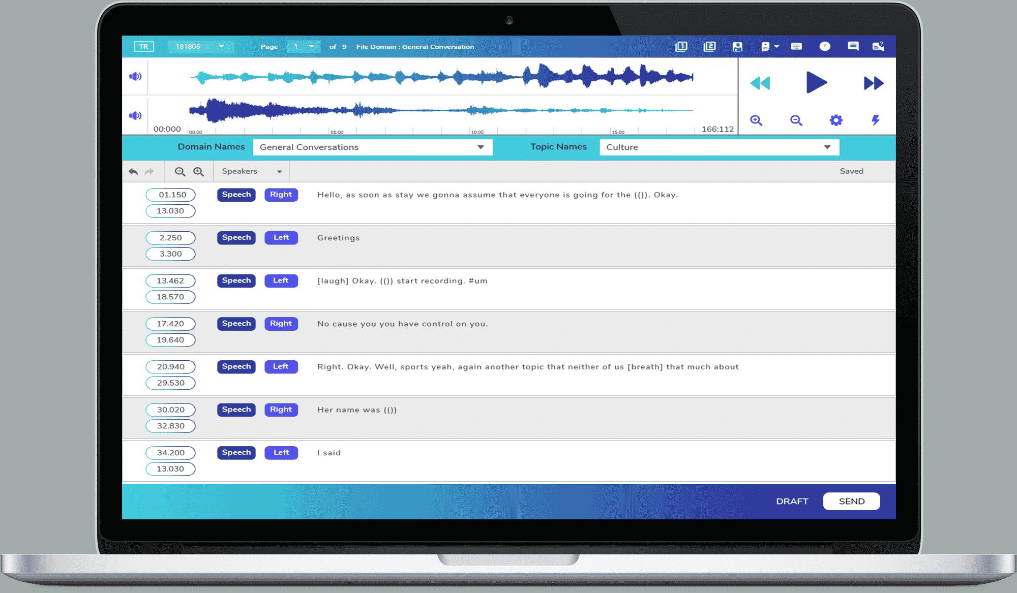 Shaip Data Platform