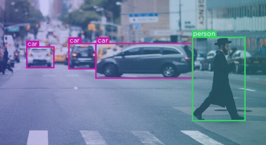Pedestrian Tracking