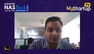 Utsav Shah, Business Head - APAC & Europe, Shaip in conversation with Sunil Shetty - Editor,  My Startup TV.