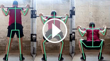 Human Posture Video